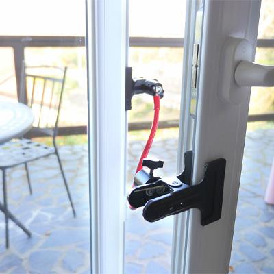 window blocker Patio door one leaf